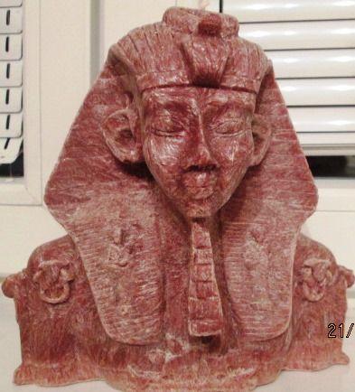 Svíčka - Tutanchamon