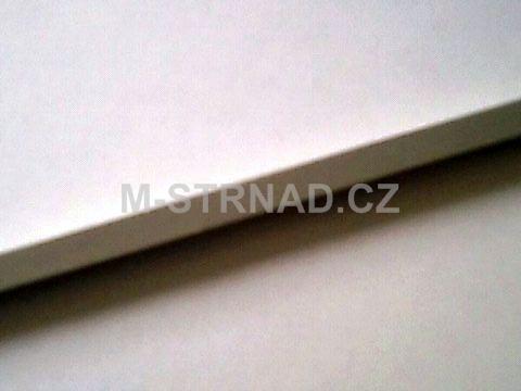 Praková guma 5x5 mm šedá