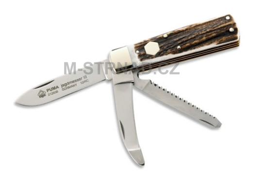 PUMA 212930 Jagdtaschenmesser III